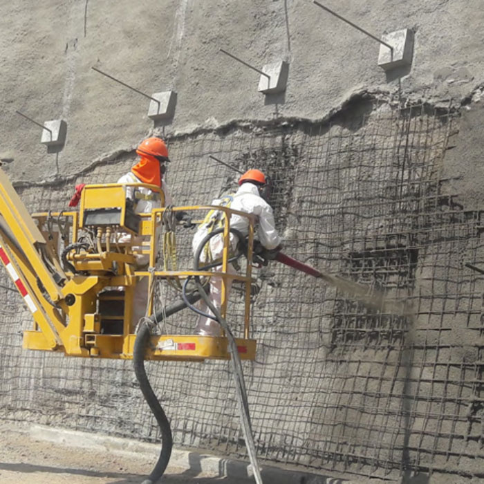Shotcrete & Shoring